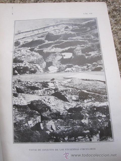 Libros antiguos: GALICIA LA GUARDIA 1920 - MONTE SANTA TECLA, EXPLORACIONES DE 1914 A 1920 - LEER MAS - Foto 2 - 47010401
