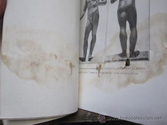 Libros antiguos: GALICIA LA GUARDIA 1920 - MONTE SANTA TECLA, EXPLORACIONES DE 1914 A 1920 - LEER MAS - Foto 3 - 47010401