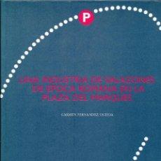 Libros antiguos: FERNANDEZ OCHOA, C., UNA INDUSTRIA DE SALAZONES DE ÉPOCA ROMANA EN LA .... Lote 41084751