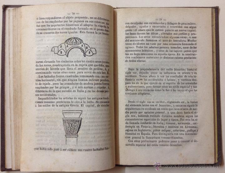 Libros antiguos: José de MANJARRÉS. NOCIONES DE ARQUEOLOGÍA CRISTIANA para uso de los seminarios conciliares: Guía de - Foto 3 - 43248745