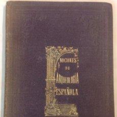 Libros antiguos: JOSÉ DE MANJARRÉS. NOCIONES DE ARQUEOLOGÍA CRISTIANA PARA USO DE LOS SEMINARIOS CONCILIARES: GUÍA DE. Lote 43248745