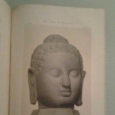 Libros antiguos: 1872 - CABEZA DE BUDA QUE SE CONSERVA EN EL MUSEO ARQUEOLOGICO NACIONAL. Lote 47324377