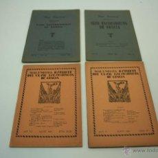 Libros antiguos: LOT MAI ENRERA (BUTLLETI EXCURSIONISTA DE GRACIA) AÑOS 30. Lote 47558220