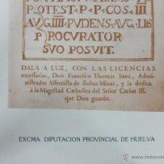 Libros antiguos: CLASICOS DE LA ARQUEOLOGIA Nº 6 HUELVA 97 PG. Lote 48357623