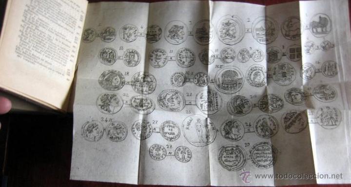 Libros antiguos: COMPENDIO DE ARQUEOLOGÍA -BASILIO SEBASTIAN - MADRID 1844 - Foto 3 - 48581832