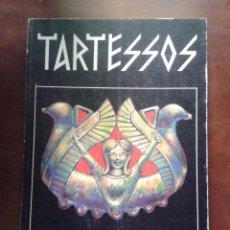 Libros antiguos: LIBRO TARTESSOS DE JUAN MALUQUER. Lote 49667538