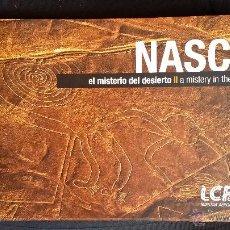 Libros antiguos: NASCA, PERÚ / LCPERÚ, 2012. Lote 50725008