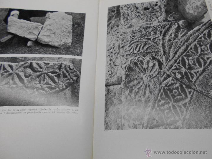 Libros antiguos: PEDRO DE PALOL: EXCAVACIONES EN LA NECROPOLIS DE SAN JUAN DE BAÑOS (PALENCIA) MEMORIA CON UN ESTUDIO - Foto 3 - 50893646