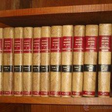 Libros antiguos: SEMINARIO DE ESTUDIOS DE ARTE Y ARQUEOLOGÍA, 13 TOMOS, 1932 A 1951. Lote 32390442