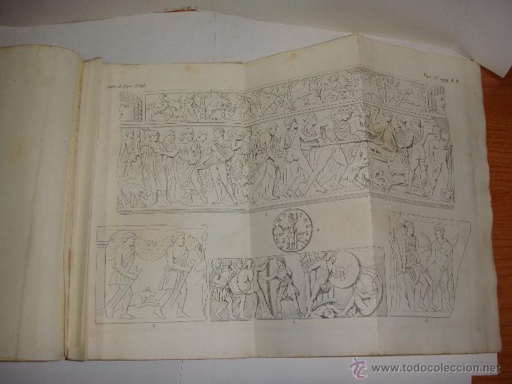 Libros antiguos: Annali dellInstituto di Corrispondenza Archeologica. 1863. Con laminas explicatorias. - Foto 4 - 51557392