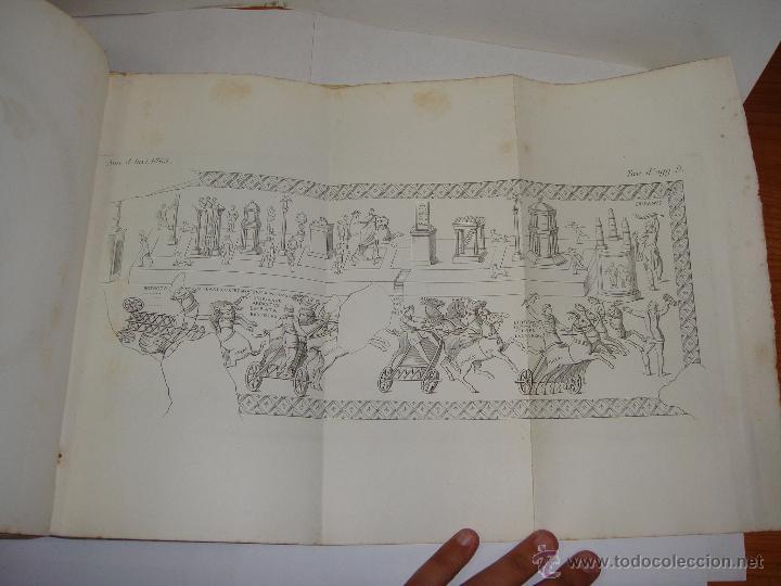 Libros antiguos: Annali dellInstituto di Corrispondenza Archeologica. 1863. Con laminas explicatorias. - Foto 6 - 51557392