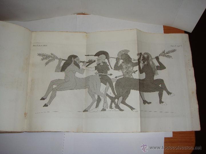 Libros antiguos: Annali dellInstituto di Corrispondenza Archeologica. 1863. Con laminas explicatorias. - Foto 7 - 51557392