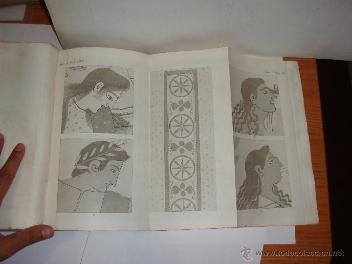 Libros antiguos: Annali dellInstituto di Corrispondenza Archeologica. 1863. Con laminas explicatorias. - Foto 13 - 51557392