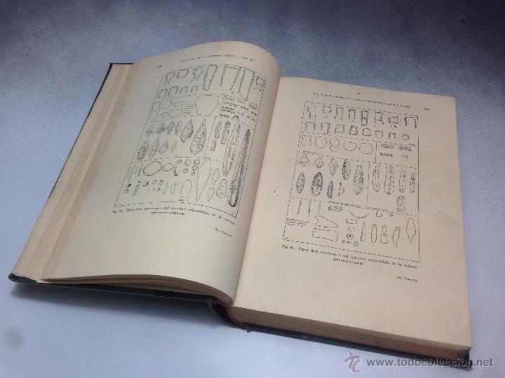 Libros antiguos: Arqueologia i art Ibèrics ETNOLOGIA DE LA PENINSULA IBERICA, DR. P. BOSCH GIMPERA, 1932 - Foto 5 - 52397031