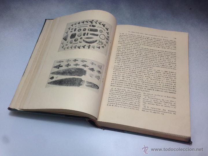 Libros antiguos: Arqueologia i art Ibèrics ETNOLOGIA DE LA PENINSULA IBERICA, DR. P. BOSCH GIMPERA, 1932 - Foto 6 - 52397031