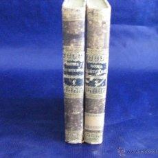 Libros antiguos: LIBRO ROMA SUBTERRÁNEA O LOS CARBONARIOS DE ITALIA EDICIÓN DE 1859 DE CARLOS DIDIER. Lote 52527133