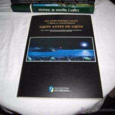 Libros antiguos: GIJON ANTES DE GIJON BREVE APROXIMACION A LOS PRIMEROS GRUPOS DE PREDADORES.J.ADOLFO RODRIGUEZ,M.NOV. Lote 52839898