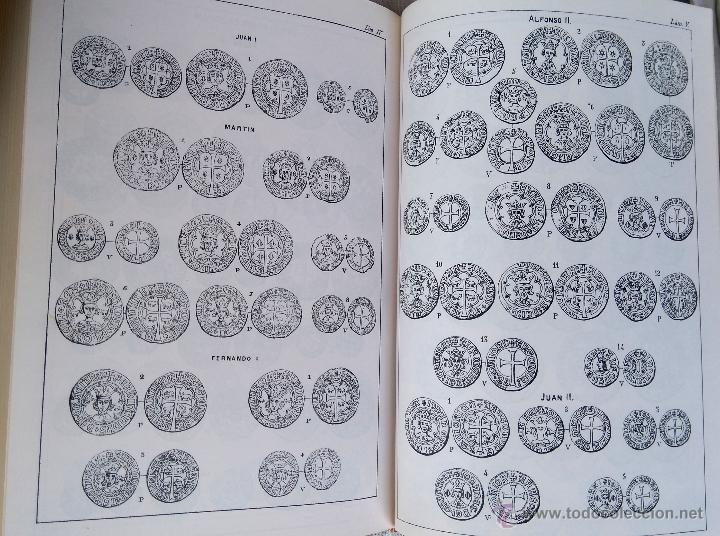 Libros antiguos: LIBRO NUMISMATICA BALEAR, AÑO 1879,LA MONEDA PLATA,ORO, DE MALLORCA,MENORCA,IBIZA, FACSIMIL 1978 - Foto 5 - 54007792
