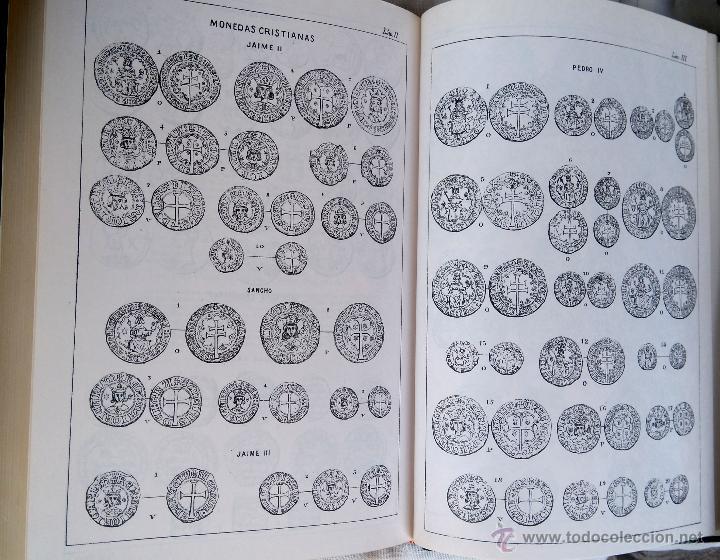 Libros antiguos: LIBRO NUMISMATICA BALEAR, AÑO 1879,LA MONEDA PLATA,ORO, DE MALLORCA,MENORCA,IBIZA, FACSIMIL 1978 - Foto 6 - 54007792
