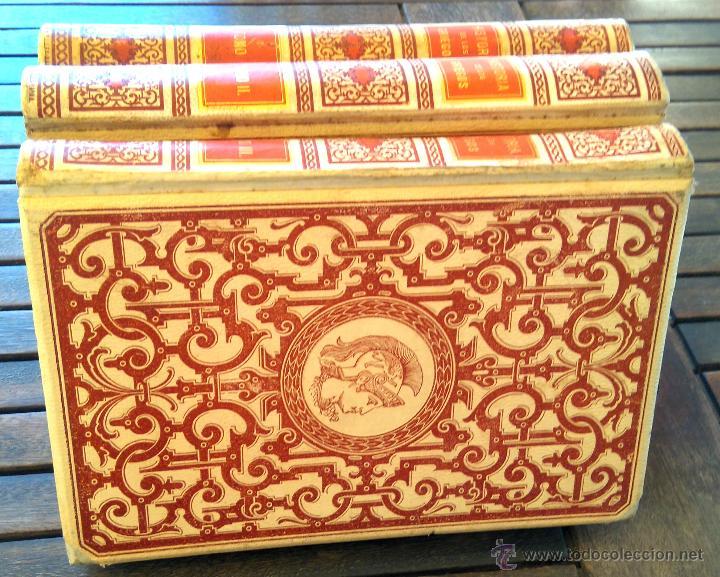 Libros antiguos: III TOMOS OBRA COMPLETA,HISTORIA DE LOS GRIEGOS,SIGLO XIX, AÑO 1891,TEMA MONEDA ORO,CERAMICA,ARTE, - Foto 3 - 54571613