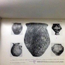 Libros antiguos: BOSCH GIMPERA : LOS CELTAS DE LA CULTURA DE LAS URNAS EN ESPAÑA. (1936). LÁMINAS.. Lote 54575431
