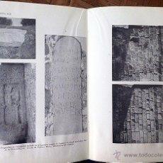 Libros antiguos: BLÁZQUEZ, J. M. : CAPARRA II. (CÁCERES) EXCAVACIONES, LÁMINAS FOTOGRÁFICAS. ARQUEOLOGÍA. Lote 54587311