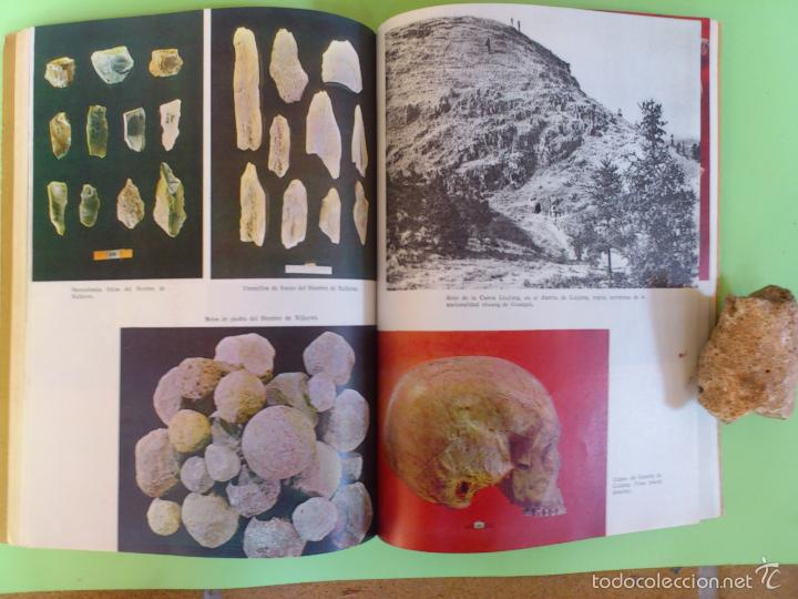Libros antiguos: Manual prehistoria Europa y el hombre primitivo en china - Foto 7 - 172822260