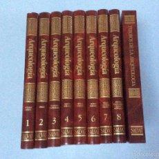 Libros antiguos: ARQUEOLOGÍA DE LAS CIUDADES PERDIDAS. Lote 58598782