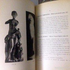 Libros antiguos: GÓMEZ MORENO, M. / J. PIJOÁN: MATERIALES DE ARQUEOLOGÍA ESPAÑOLA (1912). (ESCULTURA GRECO ROMANA. Lote 60428355