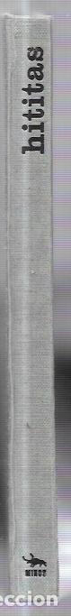 Libros antiguos: HITITAS. MARAVILLAS ETERNAS. EDICIONES MINOS. 1961. BARCELONA. CONTIENE 12 DIAPOSITIVAS. - Foto 4 - 67264141