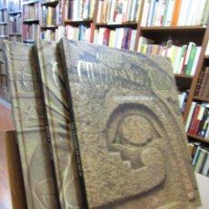 Libros antiguos: ARQUEOLOGIA DE LAS CIUDADES PERDIDAS. TOM. 1, 2 Y 3. SALVAT. Lote 82313664