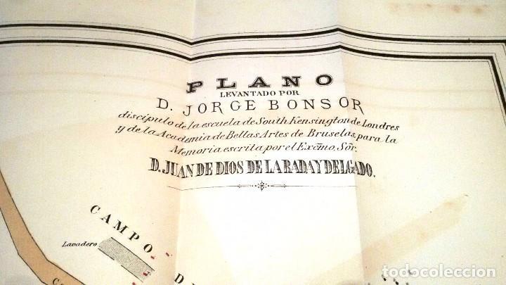 Libros antiguos: NECRÓPOLIS DE CARMONA. MEMORIA (J.D. DE LA RADA Y DELGADO 1885) EN RAMA, SIN USAR. - Foto 7 - 86303544