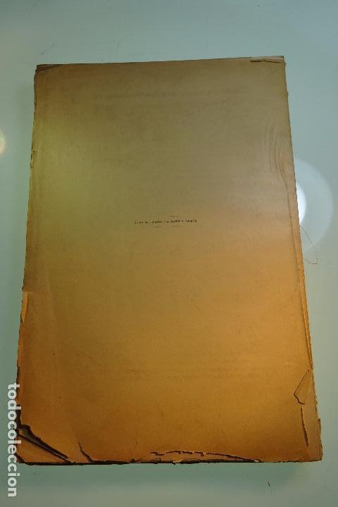 Libros antiguos: PAPYRUS EBERS -DIE MAASSE UND DAS KAPITEL ÚBER DIE AUGENKRANKHEITEN-GEORG EBERS-NºII UND III-1889- - Foto 11 - 94438098
