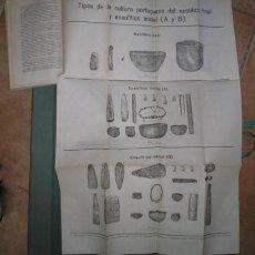 Libros antiguos: SCHULTEN, ADOLFO: HISPANIA. GEOGRAFIA, ETNOLOGIA, HISTORIA. Lote 95936327