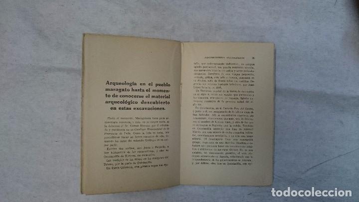 Libros antiguos: Julio Carro: En la enigmática maragateria (1934) - Foto 6 - 96069107