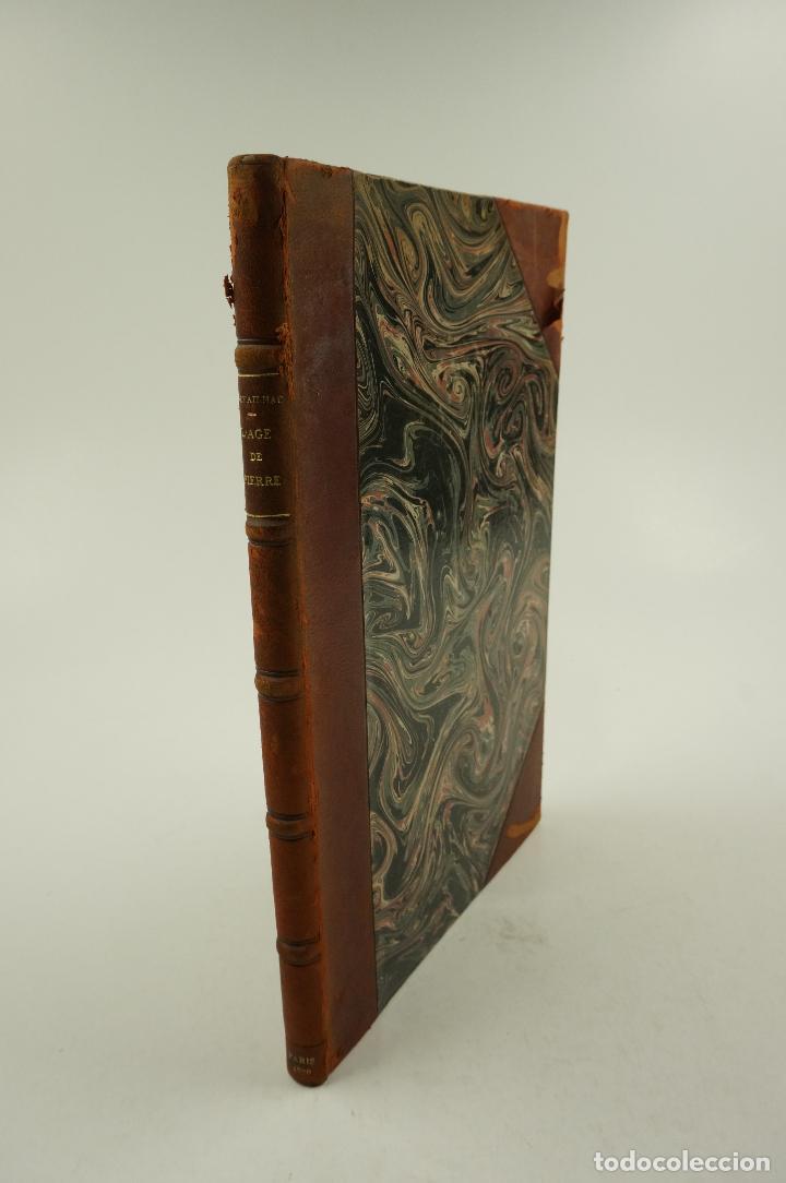 L'AGE DE PIERRE DANS LES SOUVENIRS ET SUPERSTITIONS POPULAIRES, E.CARTAILHAC, 1878, PARIS. 18,5X27CM (Libros Antiguos, Raros y Curiosos - Ciencias, Manuales y Oficios - Arqueología)