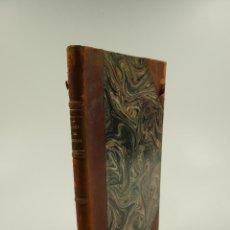 Libros antiguos: L'AGE DE PIERRE DANS LES SOUVENIRS ET SUPERSTITIONS POPULAIRES, E.CARTAILHAC, 1878, PARIS. 18,5X27CM. Lote 193669847