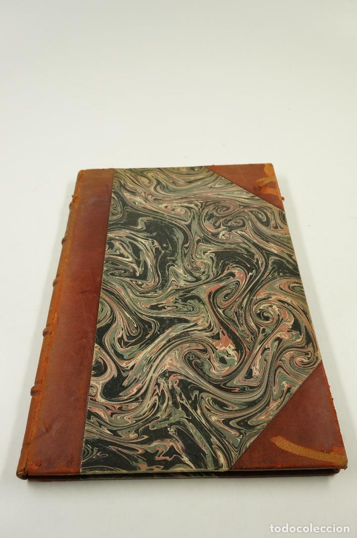 Libros antiguos: lage de pierre dans les souvenirs et superstitions populaires, E.Cartailhac, 1878, Paris. 18,5x27cm - Foto 3 - 193669847