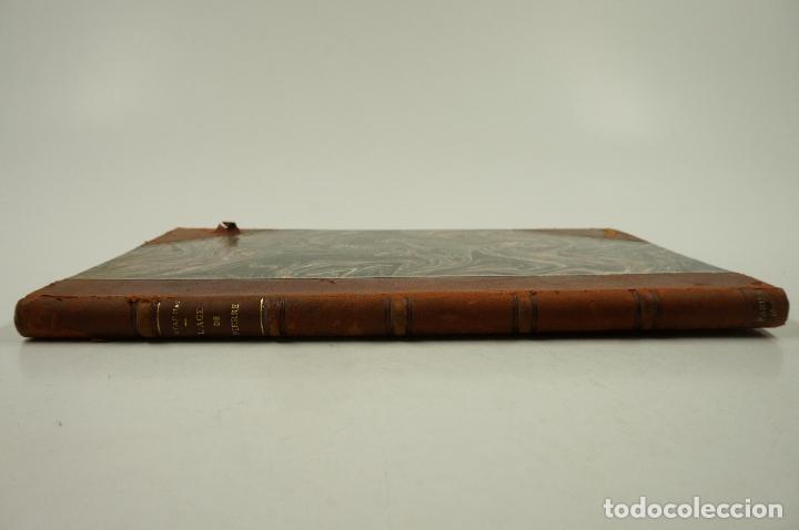 Libros antiguos: lage de pierre dans les souvenirs et superstitions populaires, E.Cartailhac, 1878, Paris. 18,5x27cm - Foto 4 - 193669847