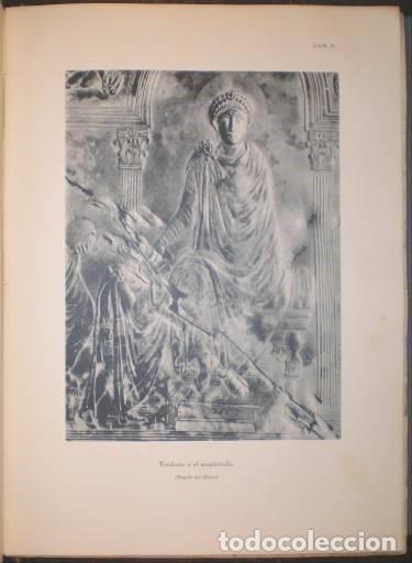 MELIDA, JOSÉ RAMÓN: EL DISCO DE TEODOSIO. 1930 (Libros Antiguos, Raros y Curiosos - Ciencias, Manuales y Oficios - Arqueología)