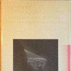 Libros antiguos: MEMÒRIES ETNO-ARQUEOLÒGIQUES. VILASSAR DE DALT, 1934-1993. 6000 ANYS D'HISTÒRIA EN EL MARESME. Lote 111221283