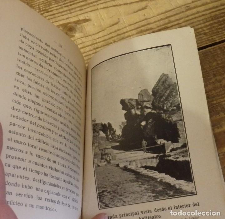 Libros antiguos: ITALICA, COMISION DE MONUMENTOS HISTORICOS Y ARTISTICOS DE LA PROVINCIA DE SEVILLA, SANTIAGO MONTOTO - Foto 6 - 112853771