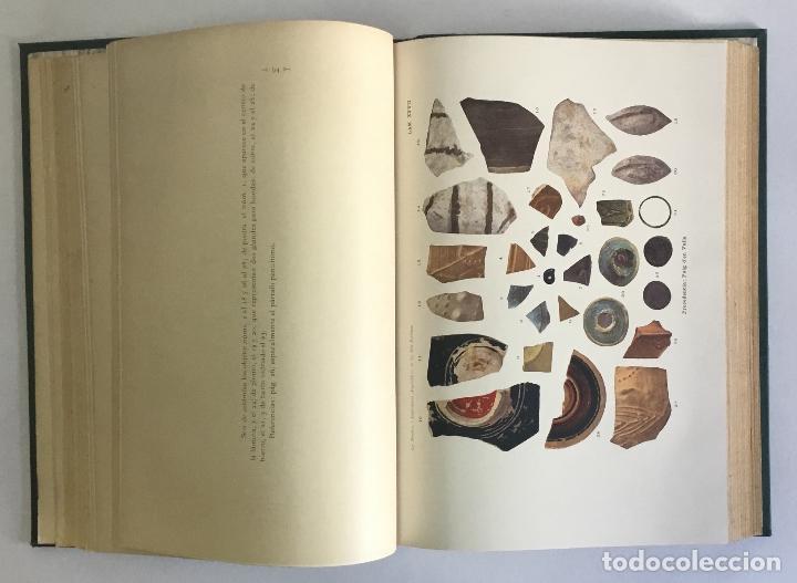 Libros antiguos: LOS NOMBRES È IMPORTANCIA ARQUEOLOGICA DE LAS ISLAS PYTHIUSAS. - ROMAN CALVET, Juan. - Foto 5 - 114799134