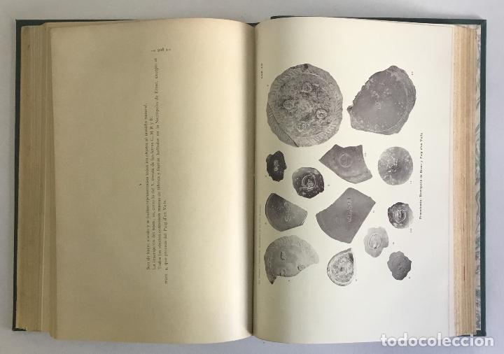 Libros antiguos: LOS NOMBRES È IMPORTANCIA ARQUEOLOGICA DE LAS ISLAS PYTHIUSAS. - ROMAN CALVET, Juan. - Foto 6 - 114799134
