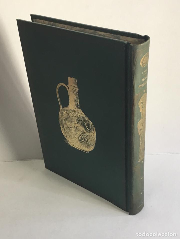 Libros antiguos: LOS NOMBRES È IMPORTANCIA ARQUEOLOGICA DE LAS ISLAS PYTHIUSAS. - ROMAN CALVET, Juan. - Foto 9 - 114799134