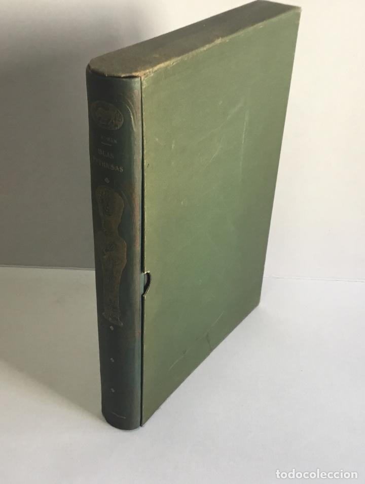 Libros antiguos: LOS NOMBRES È IMPORTANCIA ARQUEOLOGICA DE LAS ISLAS PYTHIUSAS. - ROMAN CALVET, Juan. - Foto 10 - 114799134