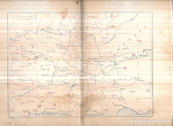 Libros antiguos: ANTIGÚEDADES PREHISTORICAS DE ANDALUCIA. D. MANUEL DE GÓNGORA Y MARTINEZ. 1868. - Foto 5 - 117796631