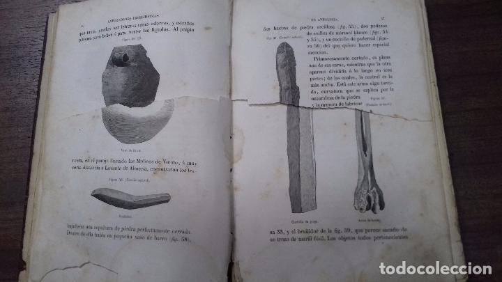 Libros antiguos: ANTIGÚEDADES PREHISTORICAS DE ANDALUCIA. D. MANUEL DE GÓNGORA Y MARTINEZ. 1868. - Foto 7 - 117796631