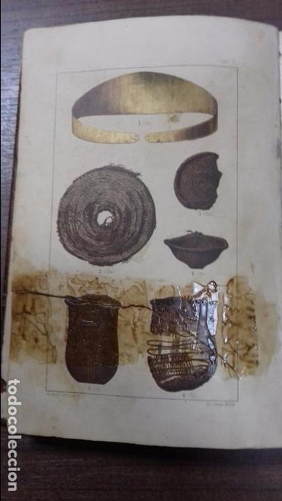 Libros antiguos: ANTIGÚEDADES PREHISTORICAS DE ANDALUCIA. D. MANUEL DE GÓNGORA Y MARTINEZ. 1868. - Foto 10 - 117796631