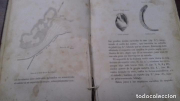 Libros antiguos: ANTIGÚEDADES PREHISTORICAS DE ANDALUCIA. D. MANUEL DE GÓNGORA Y MARTINEZ. 1868. - Foto 17 - 117796631